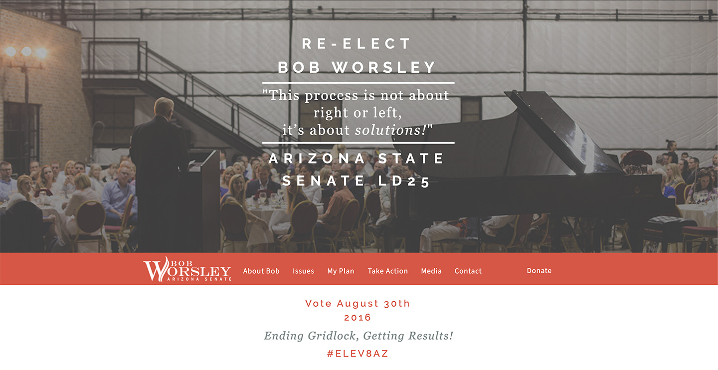 Bob Worsley for Senate